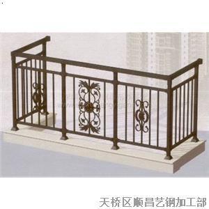 阳台围栏 工程案例