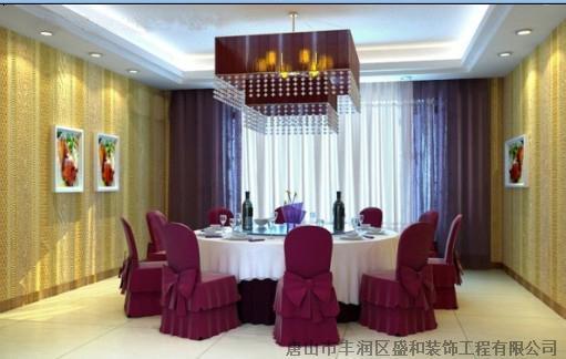 丰南酒店装修设计