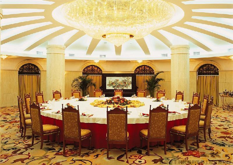滦县酒店装修设计