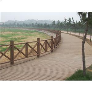 产品首页 建筑,建材 木质材料 原木 青岛防腐木栏杆