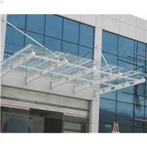 产品首页 建筑,建材 建筑装修施工 活动房 西安玻璃雨棚  价&