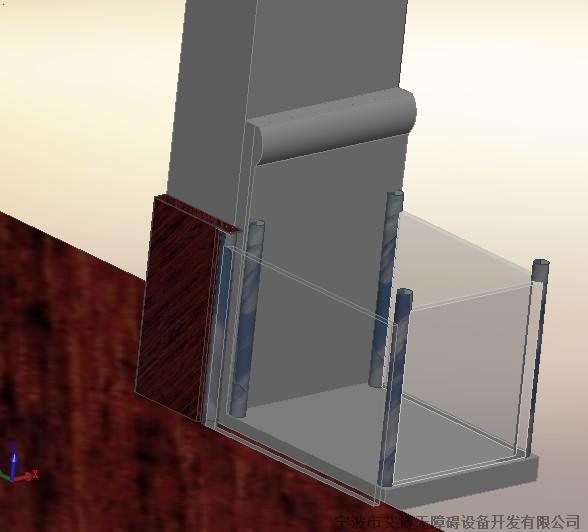 家用螺杆式垂直升降平台