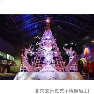 幼儿园环境创设圣诞树美版面