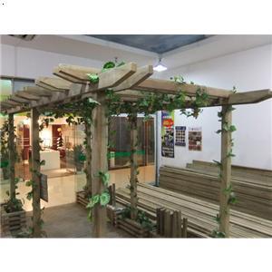 产品首页 建筑,建材 木质材料 原木 防腐木葡萄架