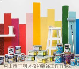 唐山外墙水泥漆施工