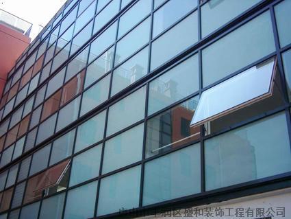 唐山玻璃幕墙