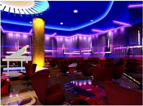 酒吧装修案例_泸州豪雅装饰设计有限公司-铭万网 b2b.