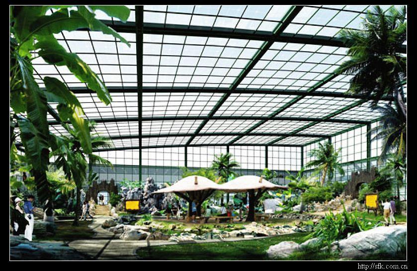 生态餐厅_生态餐厅大棚效果图_餐厅生态木吊顶效果图