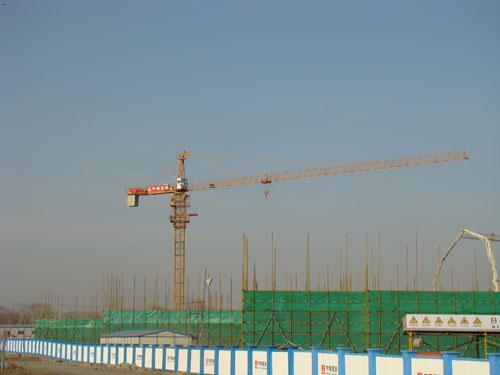天津大型塔吊租赁