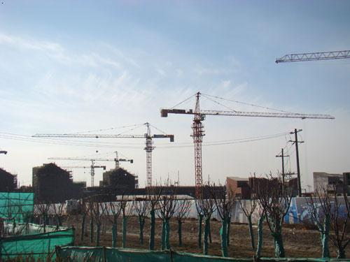 天津塘沽塔吊租赁