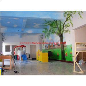 产品首页 纸业 壁纸,壁布 幼儿园彩绘