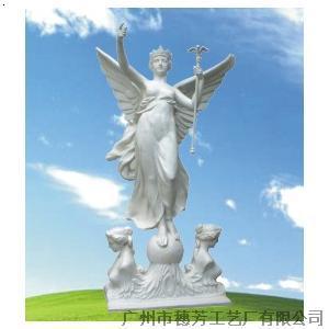 玻璃钢人物雕塑,天使雕塑,维纳斯,梦露雕塑