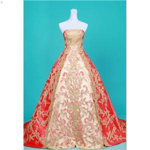 唯美婚纱礼服