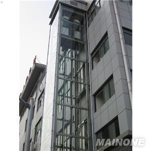 产品首页 建筑,建材 钢结构 供应观光电梯钢架井道,玻璃幕墙工程承接