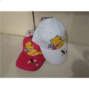 迪士尼小熊帽子
