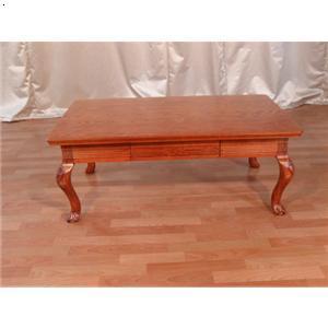 211虎腿茶几 主营产品 烟台实木家具