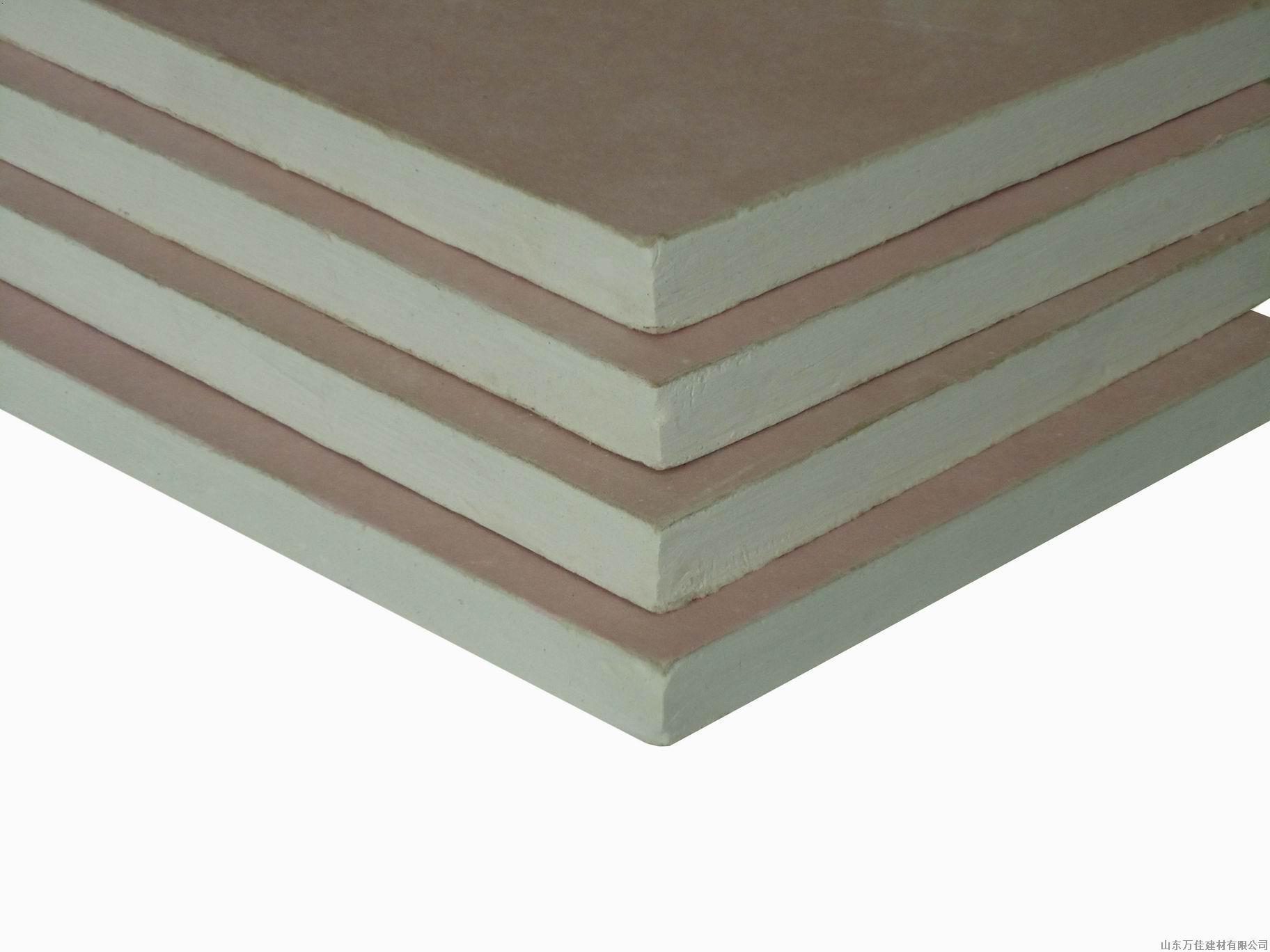 详情:普通纸面石膏板