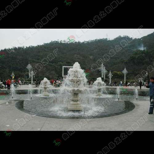 喷泉铺装广场_【广场喷泉铺装施工组织设计】_广场喷泉铺装