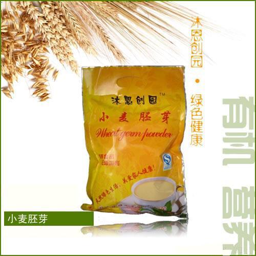小麦胚芽的蛋白质与奶