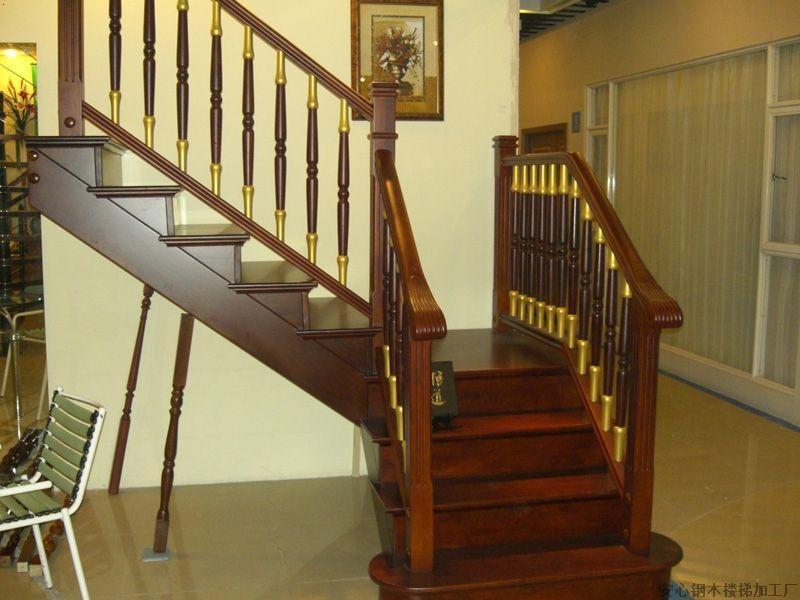 松江钢木楼梯