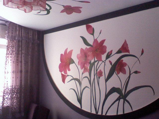 类 楼梯装饰墙画
