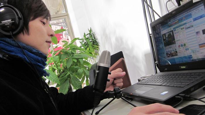 如何使用电脑里的录音机进行录音 - liuxin077 - liuxin077的博客