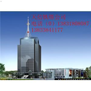 中国钢结构代表性建筑