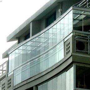山东济南阳光房玻璃厂