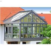 轻钢结构玻璃房