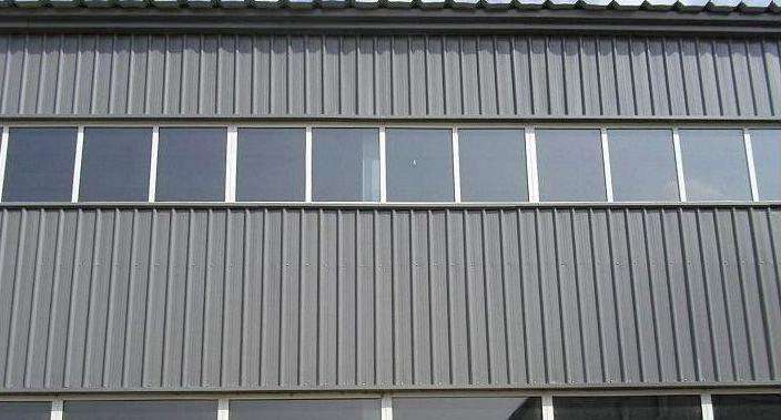 沈阳钢结构彩板/沈阳彩钢钢结构.