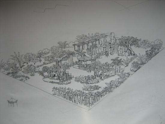 生态园大门效果图 图图片 生态园大门效果图,农业生态园规划高清图片