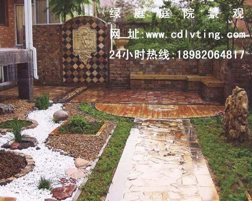 是集别墅私家花园景观设计与施工为一体的专业公司