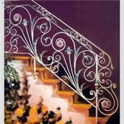长沙铁艺楼梯扶手