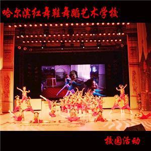 哈尔滨哪有好的舞蹈学校