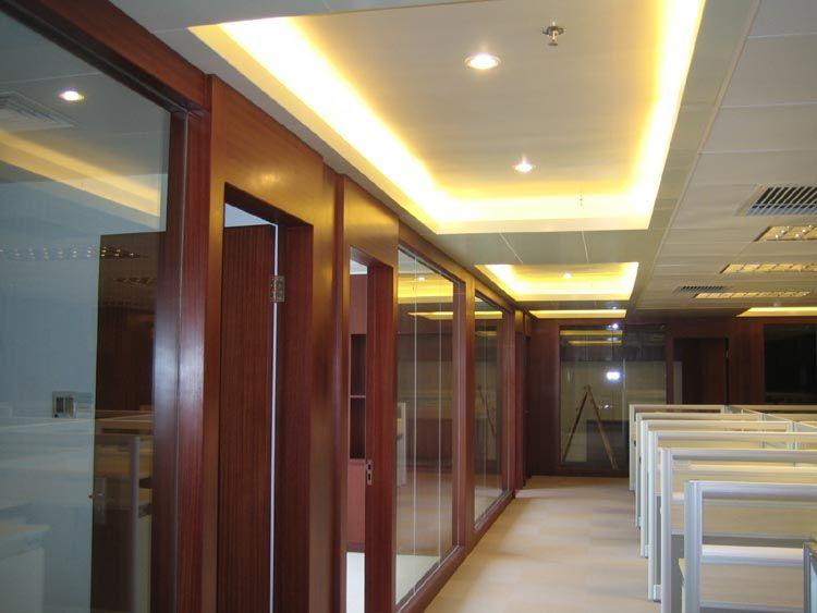 深圳厂房石膏板吊顶造型
