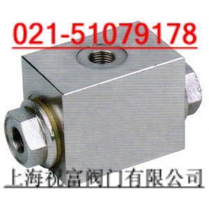 产品首页 机械及行业设备 液压元件 液压管件 sf型梭阀 上海祝富图片
