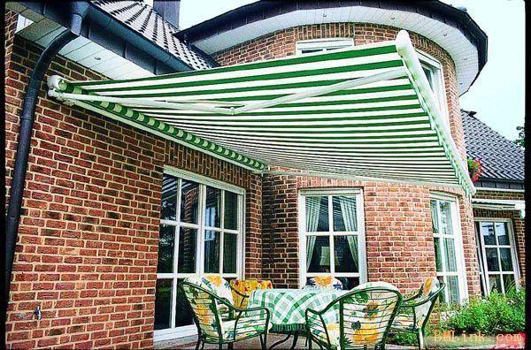 供应雨篷遮阳篷膜结构彩钢棚
