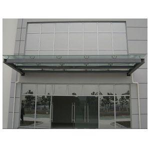 办公楼玻璃大门效果图大全