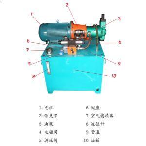 液压机械及部件图片