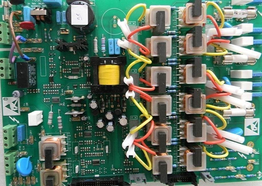 590直流调速器电源板
