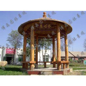 产品首页 建筑,建材 木质材料 原木 防腐木凉亭