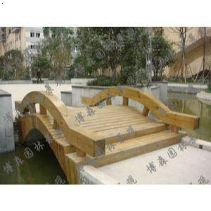【防腐木拱桥】厂家,价格