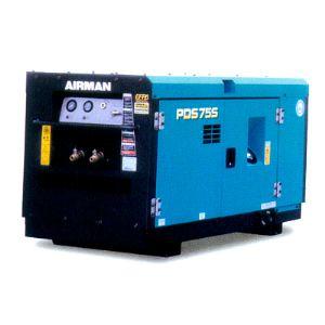 PDS75S螺杆压缩机(箱型)