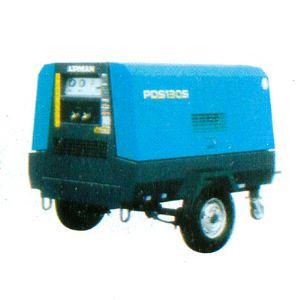 PDS130S螺杆压缩机(拖车型)