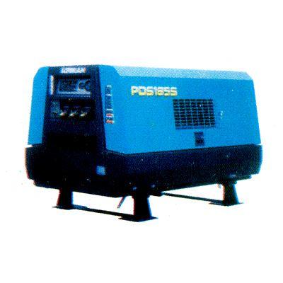 PDS185S(支脚式)螺杆压缩机(拖车型)