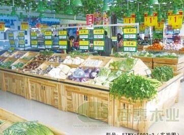 铭万网 找产品 展示柜 >木制货架,面包架,水果架