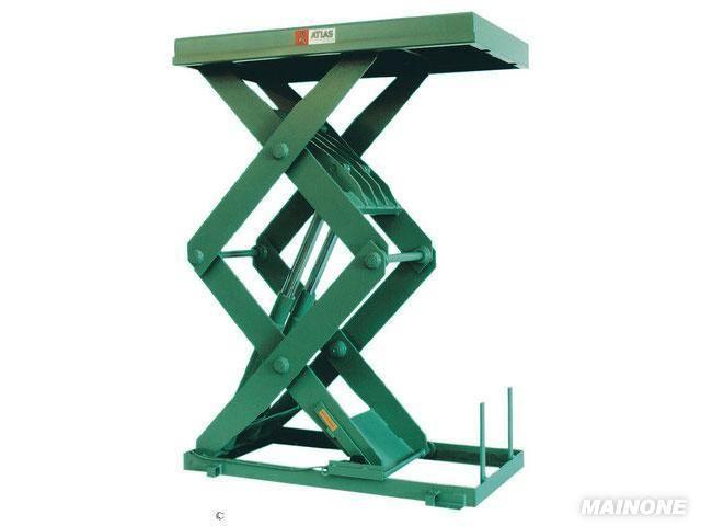 固定式液压升降台_常州贝普工业设备有限公司-必途图片