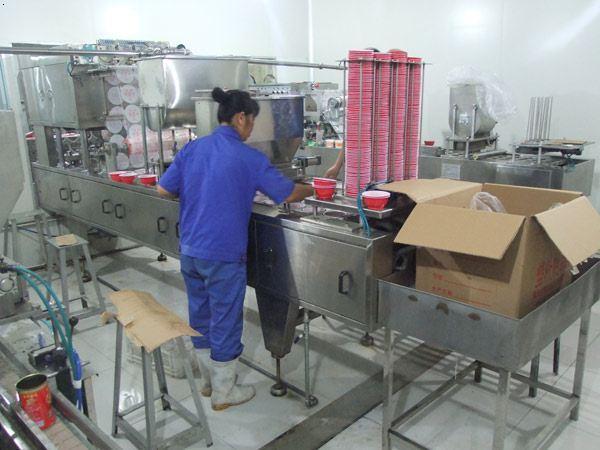生产实心得_生产车间_天津市十八巷食品有限公司-铭万网