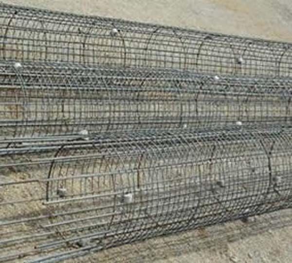 钢筋笼照片_钢筋笼的制作-钢筋笼制作方法