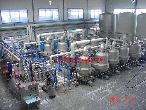 mvr板式蒸发器 mvr蒸发器 mvr蒸发器工艺流程图